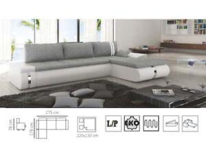 Image Is Loading Corner Sofa Bed Fado Mini Bargain With Storage