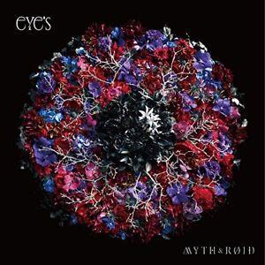 Myth-amp-Roid-Cd-Eye-039-S-Edition-Japan-CD-with