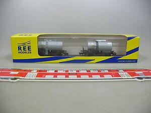 AI44-0-5-Ree-Spur-N-DC-NW-007-Set-Gueter-Kesselwagen-Simotra-SNCF-NEUW-OVP