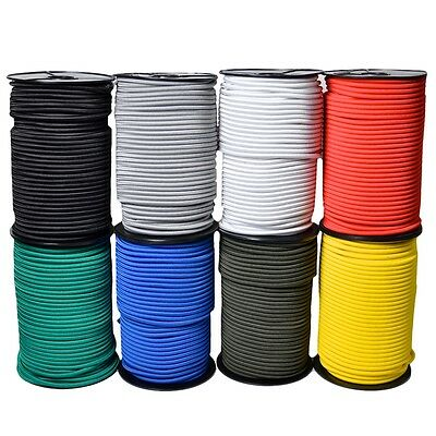 Cheap Price Everlasto 'lastoflex' Elastic Bungee Rope Shock Cord 3mm 4mm 5mm 6mm 8mm 10mm Boat Parts Outdoor Sports