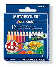 Staedtler Noris Club Largo Medio Lápiz de Color (Paquete de 12)
