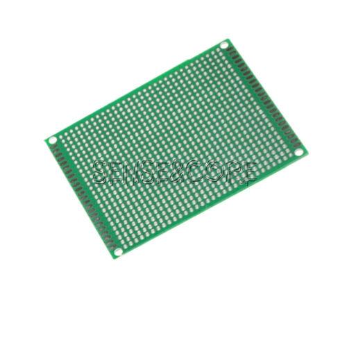 Double side 7cmx9cm Protoboard Circuit Universal DIY Prototype PCB Board MT