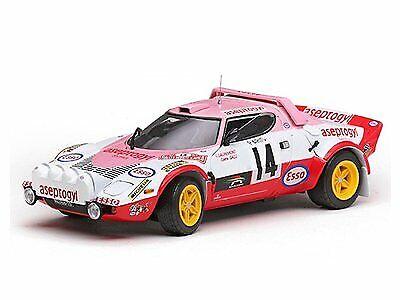 Lancia Stratos HF Rally  14 Rallye Monte Carlo 1977 - 1 18 - Sun Star