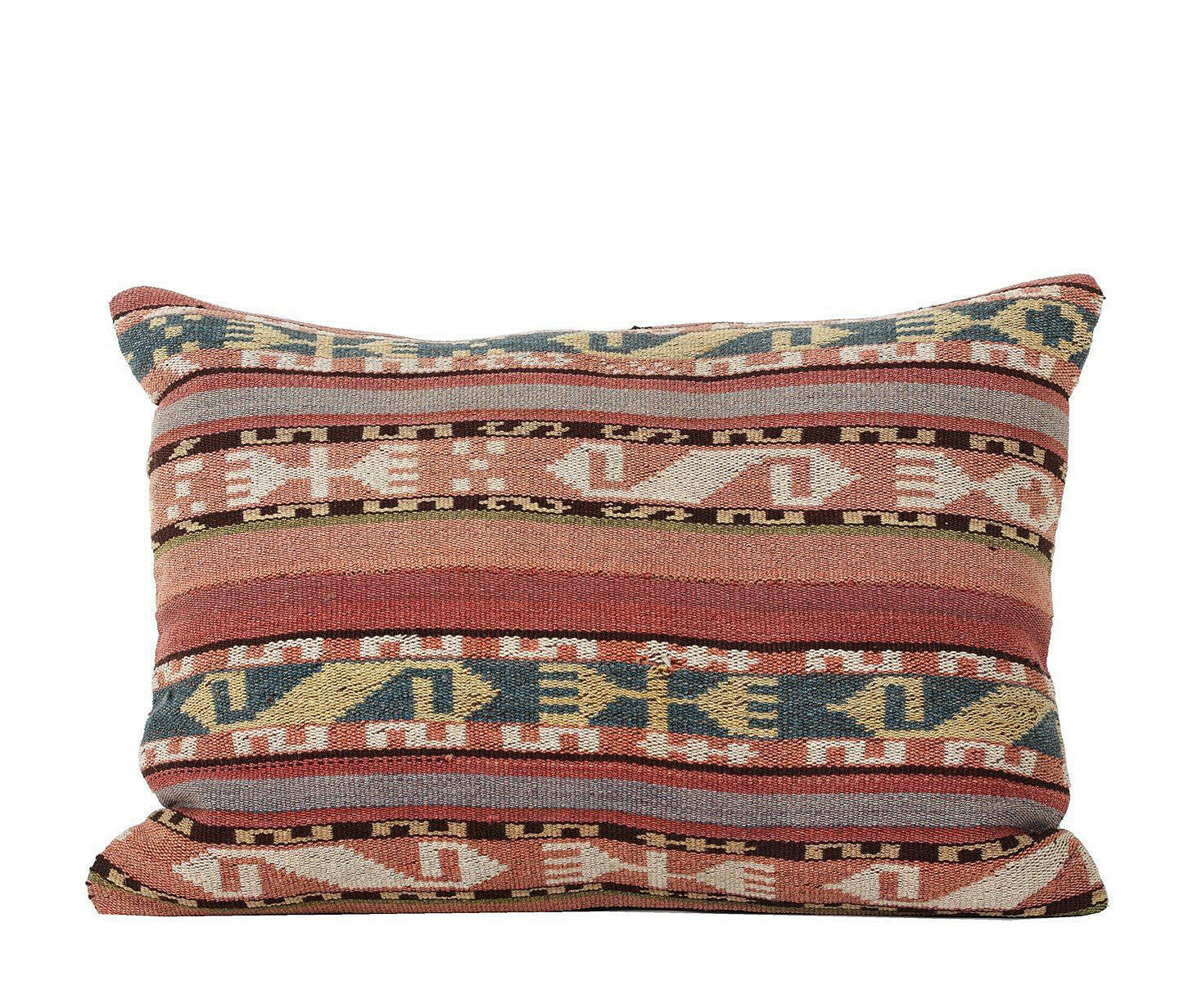 16.14  x 22.44  Pillow Cover Kilim Pillow OLD FAST Shipment With UPS 05539