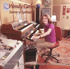 Wendy Carlos- Secrets of Synthesis CD - Out Of Print OOP