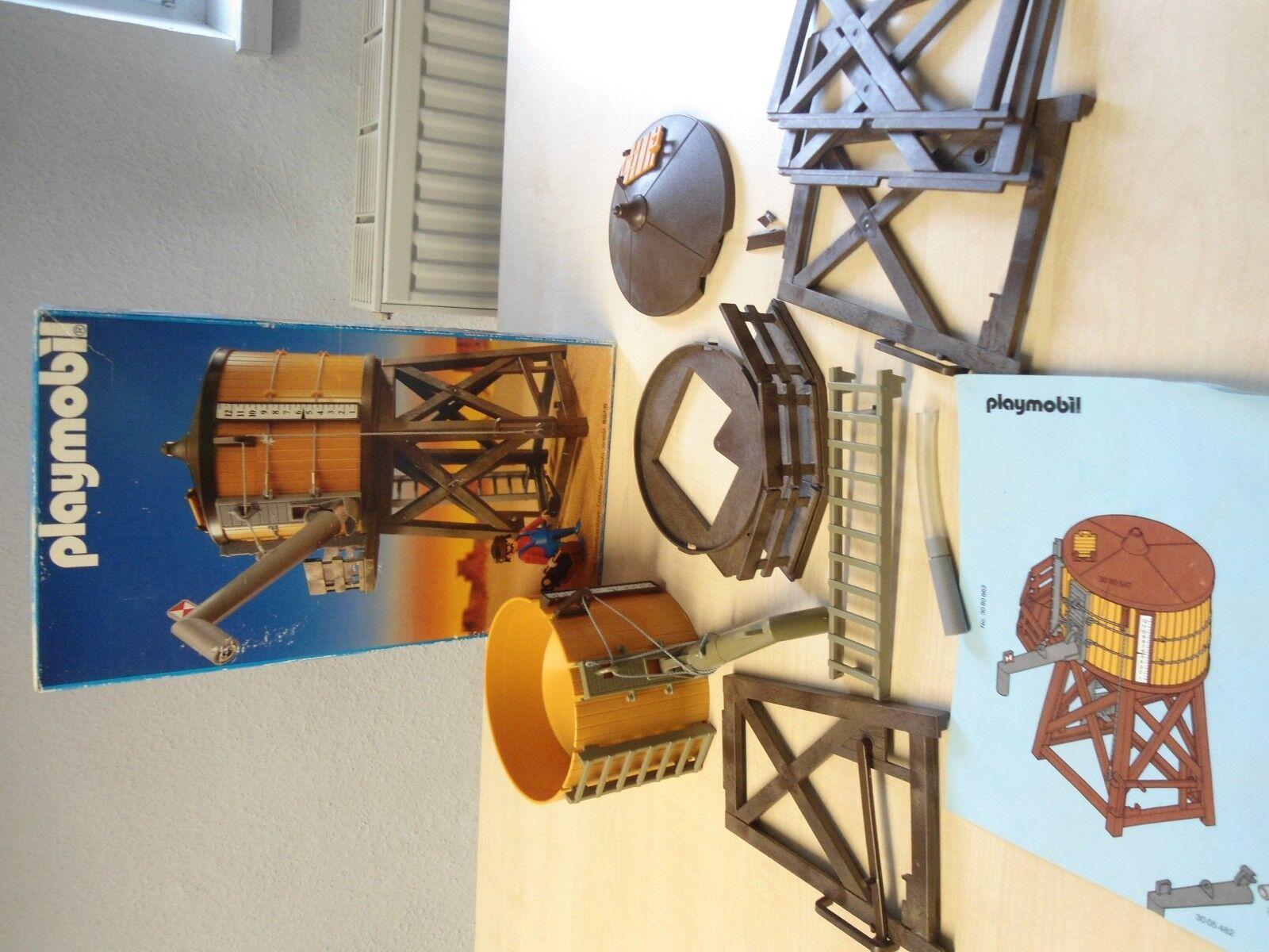 Playmobil Ersatzteil 3766    Wasserturm    gebraucht