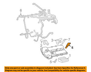 lincoln ford oem 00 05 ls ignition coil 2w4z12029a ebay Lincoln LS Intake Diagram image is loading lincoln ford oem 00 05 ls ignition coil