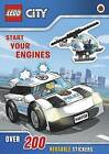 LEGO City: Start Your Engines by Penguin Books Ltd (Paperback, 2016)