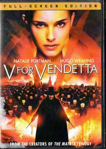 V-For-Vendetta-REGION-1-DVD-FREE-POST