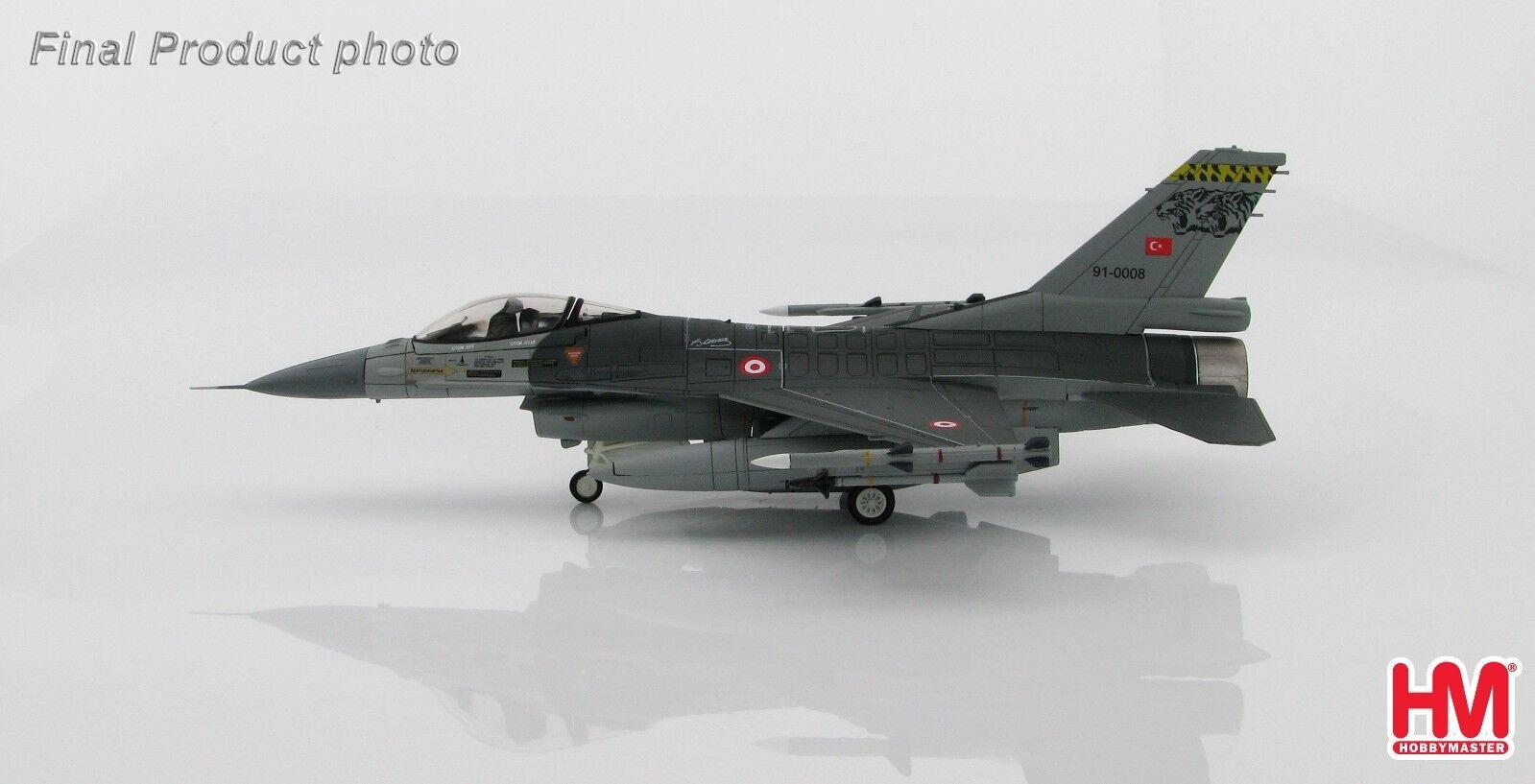 1 72 Hobbymaster Türkische Luftwaffe F-16C 91-008 MIG Killer HA3840