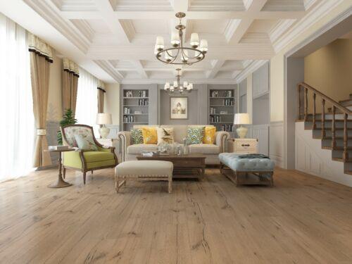 "European Oak 7 1//2/"" Wide 4MM Wear Layer Engineered Hardwood Wood Flooring Archi"