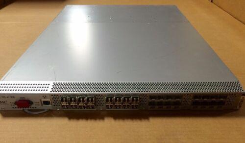 Lot 3 Brocade Silkworm DS-4100B 32-Port 16-Active 1U FC Switch 100-652-032