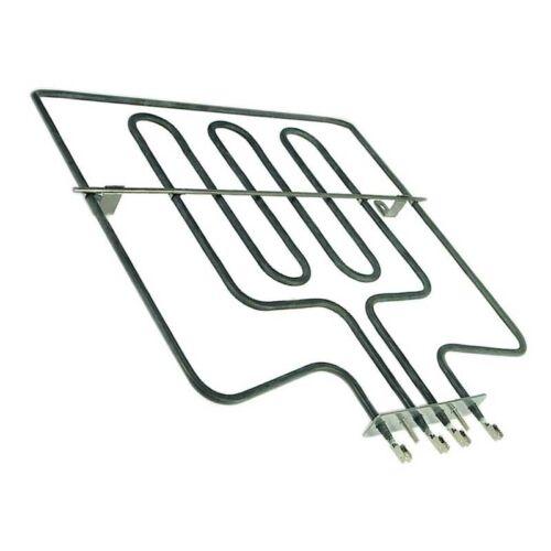 Alternativ 10007158 Heizelement wie ZANUSSI 357033701//8 Oberhitze für Backofen