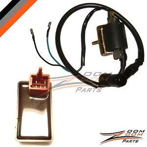 baja shifter 90 wiring diagram new cdi box & ignition coil carroll stream gokart atv 50cc ... baja 50cc scooter wiring diagram