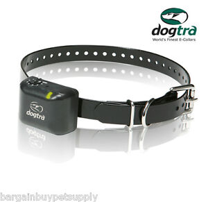 Dogtra Bark Activated No Bark Collar for Small to Medium size Dogs YS300