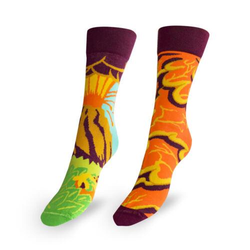 bunte lustige ungleiche Socken wannabreak? Mismatched 80/% Baumwolle