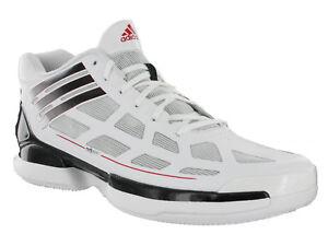 half off 40b87 e22d7 Caricamento dell immagine in corso ADIDAS-Adizero-Crazy-Light-Basket -Fitness-Sport-Scarpe-