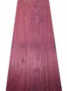 Amaranth Wood Board Purpleheart 105x27, 5cm 22mm