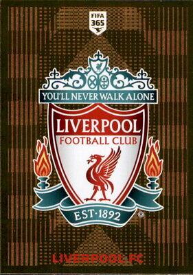 PANINI FIFA 365 2020 Sticker 99-FC BARCELONE Logo