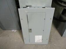 Ge Main Breaker Circuit Breaker Panel Tm2010 100a Max Bent Corner Used