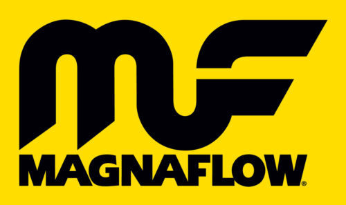 "Magnaflow 35182  Stainless Exhaust Tip 3/"" Inlet 4/"" Round 18/"" Long Polished"