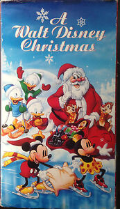image is loading a walt disney christmas vhs rare compilation includes
