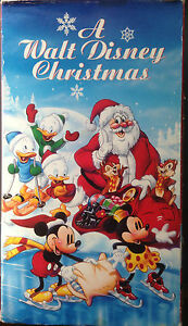 Walt Disney Christmas Vhs.Details About A Walt Disney Christmas Vhs Rare Compilation Includes 6 Holiday Cartoons