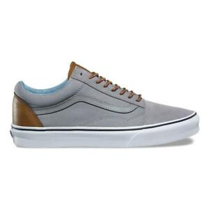 9bebde88ae VANS Shoes OLD SKOOL C L Frost Gray   Acid Denim SHOE NEW mens ...