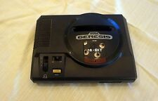 Sega Genesis Model 1 Video Game System Console Only Works