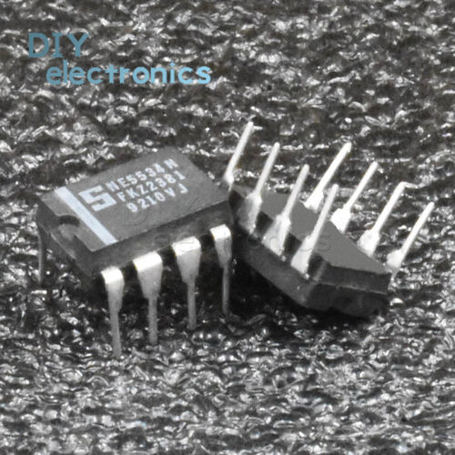 5PCS NE5534N DIP-8 Single Low Noise Operational Amplifier US