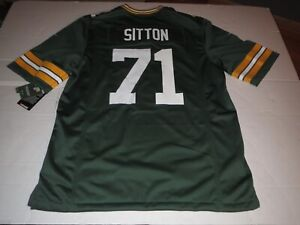 Details about Green Bay Packers NIKE ON FIELD Josh Sitton NFL Jersey Large *NEW*