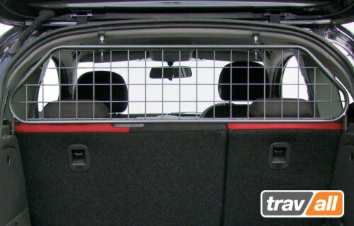 Opel Corsa D Corsa E 3-türig Hundegitter Gepäckgitter Hundeschutzgitter