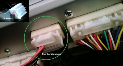 RAV4 Corolla Toyota Rear Backup Camera Kit for Camry Prius 2012, 2013, 2014