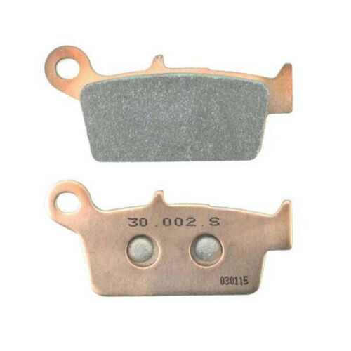 MetalGear Bremsbeläge hinten TM MX 250 2001 2004