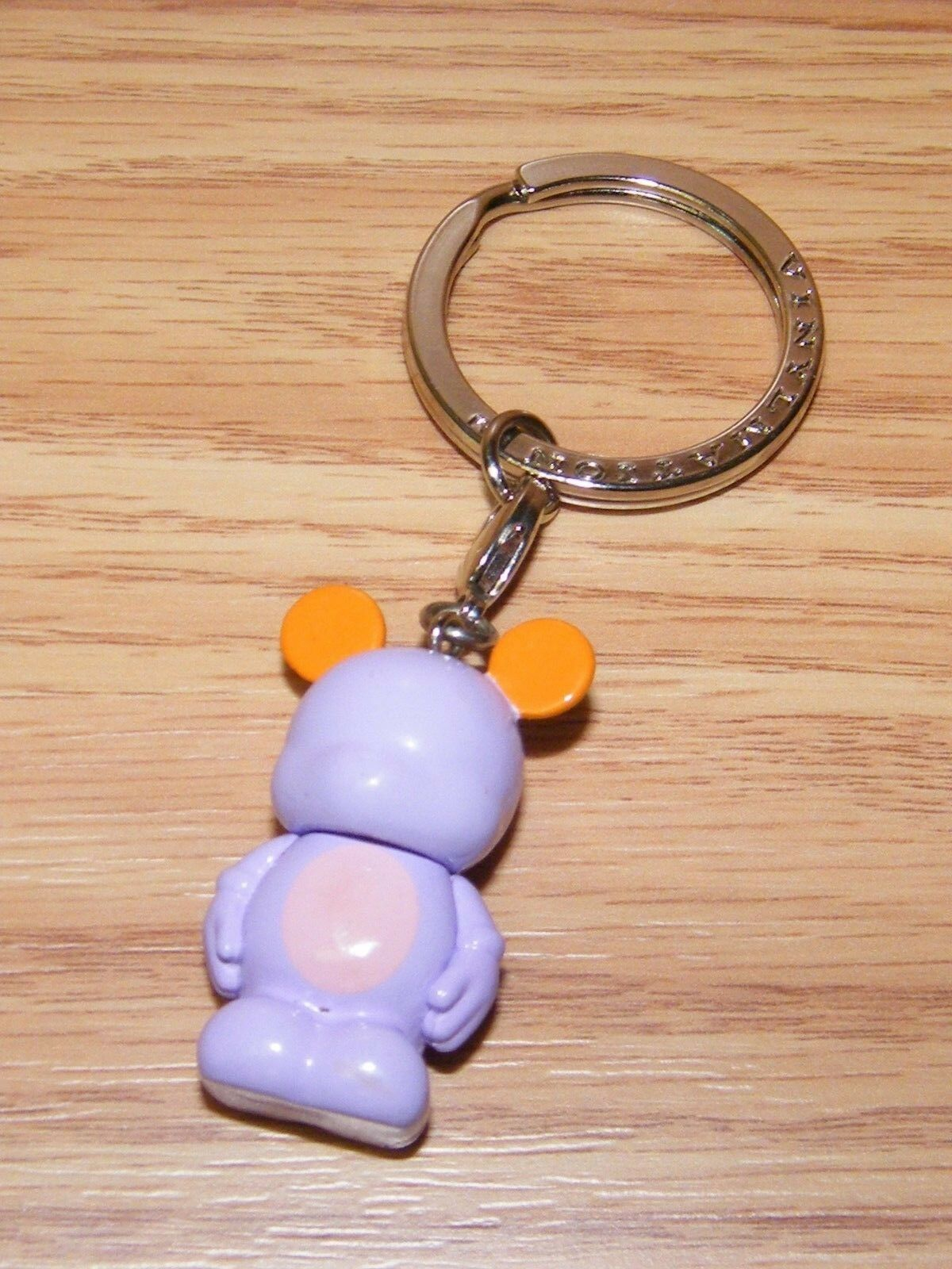Genuine Vinylmation Figment The lila Dinosaur Collectible 2  (inch) Key Chain