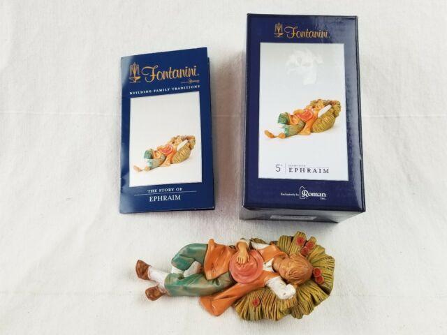 Fontanini Ephraim The Sleeping Shepherd 5 Inch Series