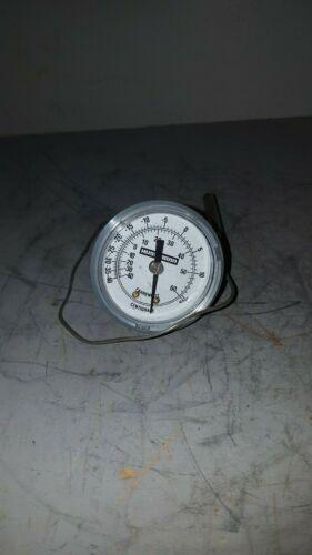 Hussmann Temperature Gauge -40 to 60 Degree F