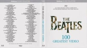 The-Beatles-Spanning-The-Years-1962-1970-Greatest-100-Blu-ray-1-Discs-Case-F-S