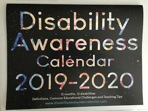 Disability-Awareness-Calendar-RUNS-WITH-THE-SCHOOL-YEAR-Aug-2019-to-July-2020