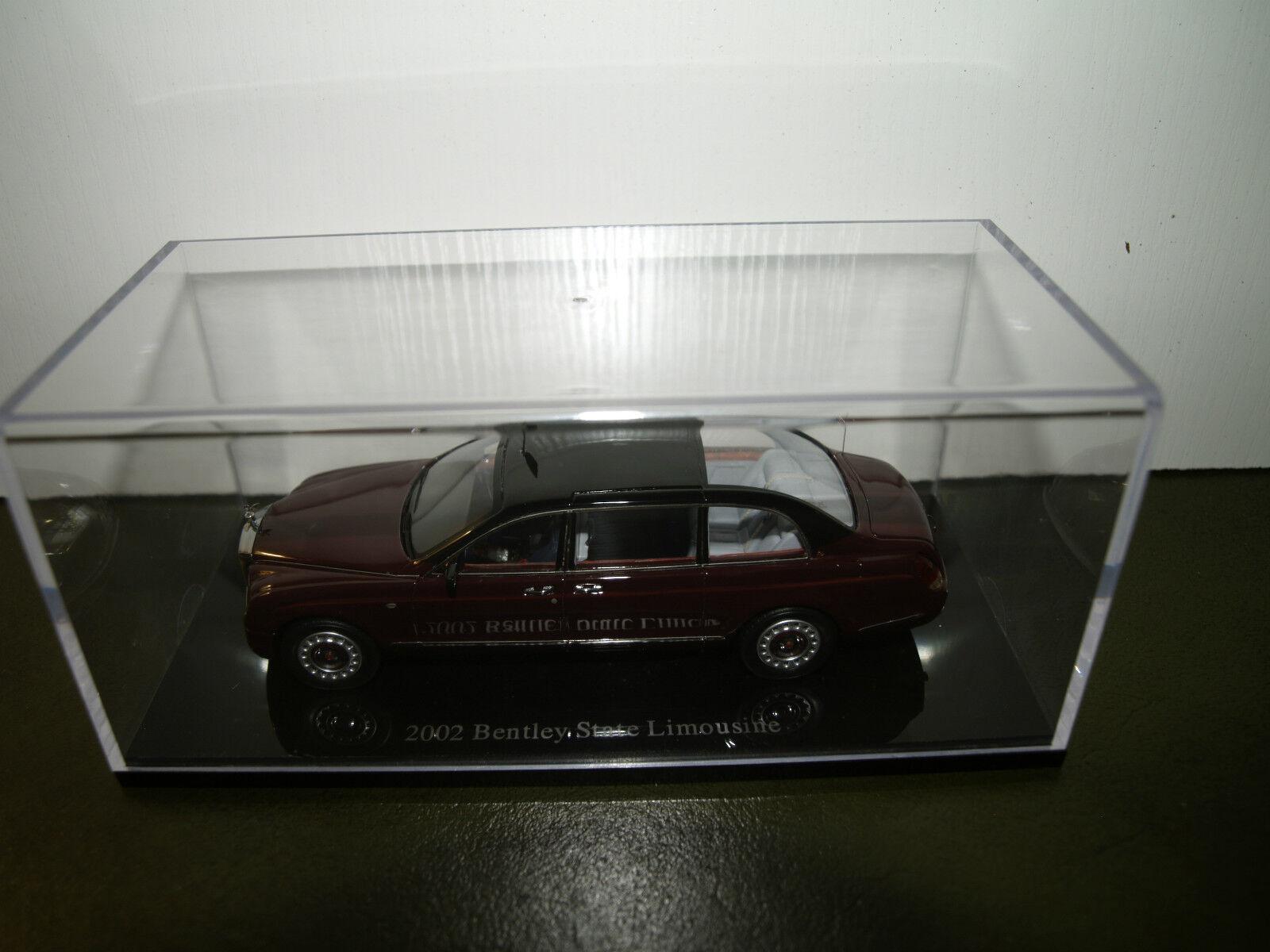 Bentley 1 43 (queen elisabeth) fait à la main