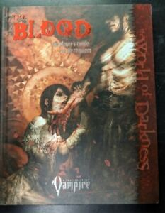 1x-the-Blood-the-Player-039-s-Guide-to-the-Requiem-Used-Fine-Vampire-the-requiem-R