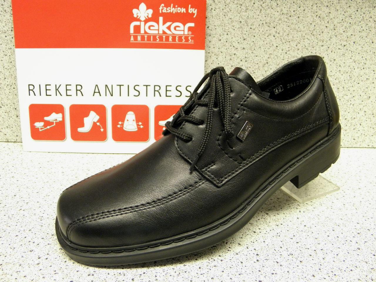 Rieker ® reduce negro tex-membrana + gratis premium-calcetines (r110)