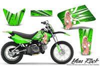 Yamaha Ttr90 Creatorx Graphics Kit Decals You Rock