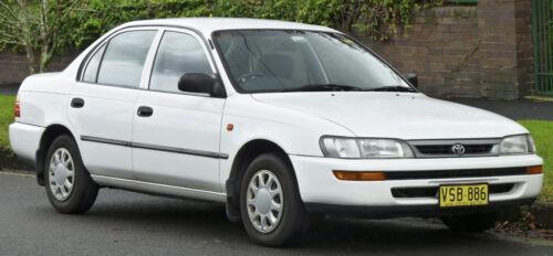 91-98 Toyota Corolla E100 AE100 AE101 EE101 Radiator over flow bottle tank