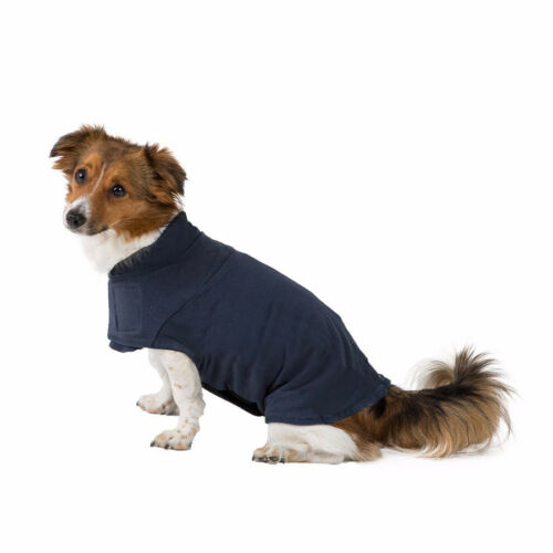Thunder shirt Black Blue and Pink Polo for Dog Anxiety