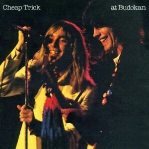 NEW-CD-Album-Cheap-Trick-At-Budokan-Mini-LP-Style-Card-Case