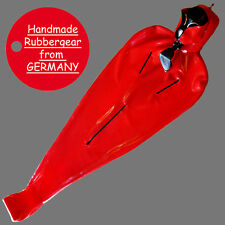 Latex Bodybag - Saunasack - with inflatable Mask - custom-made - Typ: BL01