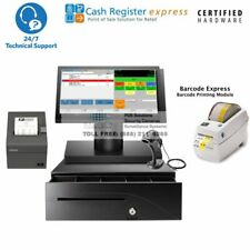 Point Of Sale Cre Retail Store Clothingthrift Store Withbarcode Printing Lease