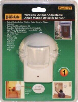 Barking Dog Alarm, Motion Detector Alarm Outdoor Wireless