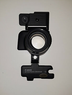 Canon AF Telephoto Converter (BRAND NEW!)